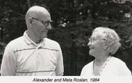Alex and Mela