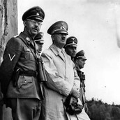 Himmler with Hitler