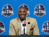 Kobe Bryants last NBA All- Star game