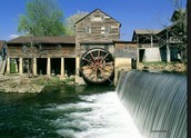 The Old Mill Pigeon Forge