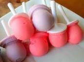 Yoghurt Popsicles
