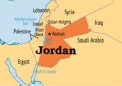 Jordan location