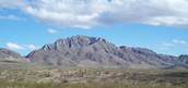 El Paso Franklin Mountain State Park
