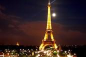 Tour Eiffel en Paris