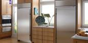 Built  in refrigerator