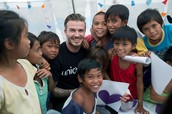 UNICEF, David Beckham launch new initiative to boost funding for world's children