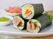 Scrumptious Sushi!