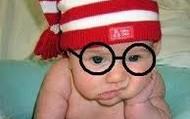 Waldo comme bébé