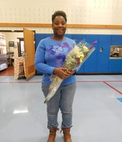 PASC Teacher Assistant of the Year, Teresa Chandler