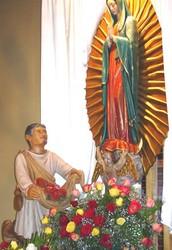 Nuestra Señora de Guadalupe y Juán Diego (en Español)