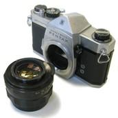 Thoriated Camera Lens