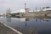 Nuclear Energy Power Plant