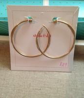 Signature Hoops - Bronze $14.50
