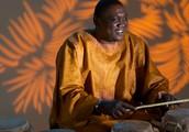 FulaBand met percussionist Ebou Gaye Mada