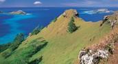 Mangareva Island