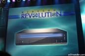 When Nintendo revealed the Revoution