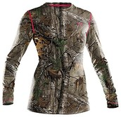 Under Armour Scent Control EVO HG Hunting Shirt for Ladies - Long Sleeve