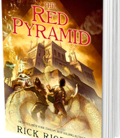The Red Pyramid: By Rick Riordan