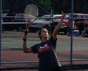 Tennis Finishes the Season Strong