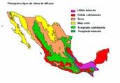 Thremal map