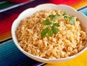 El arroz a la mexica