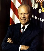Gerald Ford was President when My great-grandma was alive