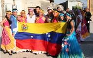 Venezuelan Dancers!