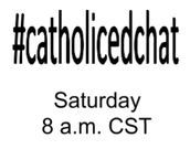 #catholicedchat connects Catholic Educators