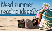 Young Adult Book Ideas For Summer