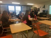Students Gear up for Senior Project Day