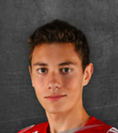 Tanner Rodriguez - JV1 Junior, Midfield