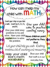 Summer Calendar Math