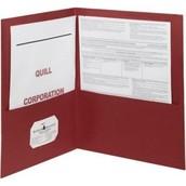 Red Folder Information