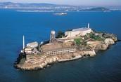 Alcatraz Island and Prison