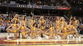 the cavs cheerleaders