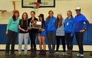 Girls take 2nd at State Cross-Country Running meet!