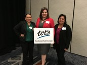 Librarians Representing PSJA at the TCTA Conference in Austin, TX!