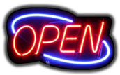 We are open almost all week long