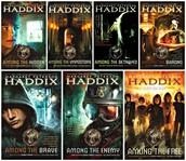 Shadow Children series by Margaret Peterson Haddix