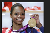 Evidence to support My Claim about Gabby Douglas