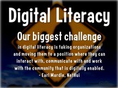 Announcing a Series on Digital Literacy