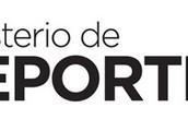 Auspiciante Ministerio de Deportes