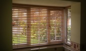 Venitian steel Blinds