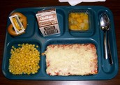 School lunches today.