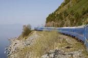Trans Siberuan Railroad
