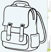 Unser Schultasche