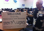 """Legacy Digital Graphics originally conceived of a """"Recognition Program"""" for students"""