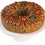 What is fruitcake?