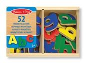 Alfabeto magnetico 52 letras
