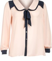 rosada blusa